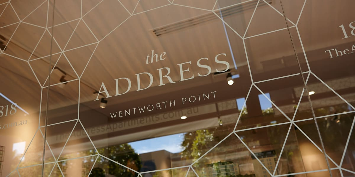 Wentworth Point - The Atlas Display Suite
